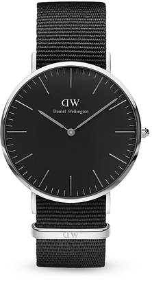 Daniel Wellington Classic Cornwall Watch, 40mm