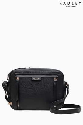 7bb16bb9f6ea Next Womens Radley Black Medium Crossbody Zip Top Bag