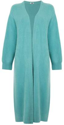 H Beauty&Youth draped cardi-coat