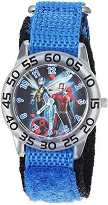 Marvel Boy's Ant-Man' Quartz Plastic and Nylon Watch