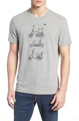 Original Penguin Triple Bike T-Shirt