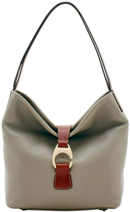 Dooney & Bourke Derby Pebble Hobo - PUTTY - STYLE