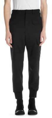 Neil Barrett Tailored Cargo Pants
