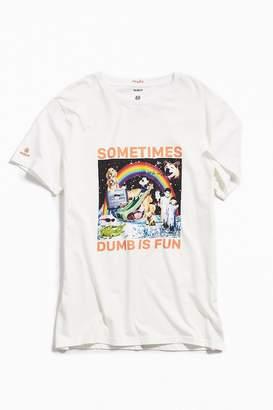 M/SF/T Dumb Is Fun Tee