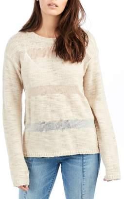 True Religion Brand Jeans Stripe Sweater