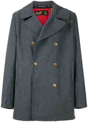 Gloverall double breasted coat