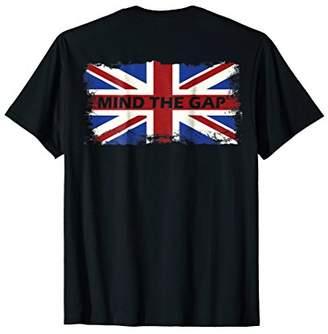 Gap Mind The Union Jack T-Shirt London Flag British Britain