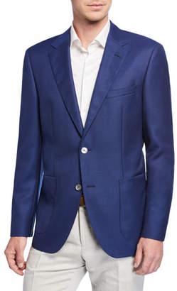 BOSS Men's Unlined Wool Sport Coat