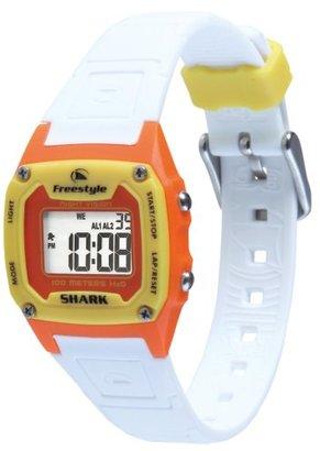 Freestyle (フリースタイル) - [フリースタイル]Freestyle スポーツウォッチ SHARK CLASSIC MID デジタル表示 10気圧防水 オレンジ×ホワイト FS80990 レディース 【正規輸入品】