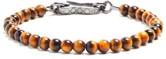 Bottega Veneta Tigers-eye bracelet