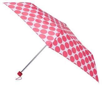 totes Big Dot Mini Umbrella (3 Section)