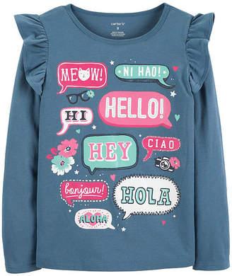 Carter's Graphic T-Shirt Preschool Girls
