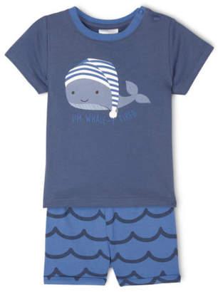 Sprout NEW Boys Essential Pajama Set Indigo