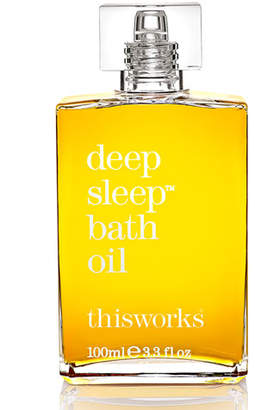 This Works Deep Sleep Bath Oil, 3.4 oz./ 100 mL