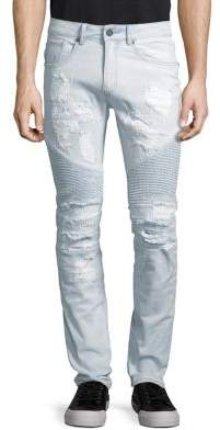 Reason Andover Distressed Jeans