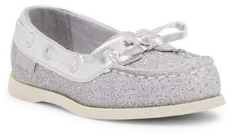 Osh Kosh OshKosh Georgie Glitter Boat Shoe (Toddler & Little Kid)