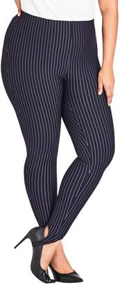 City Chic Simply Tailored Stirrup Pants