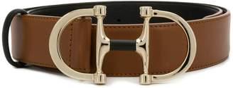 D-Exterior D.Exterior oversized buckle belt