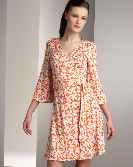 Diane von Furstenberg Diane vonFurstenberg Wrap Dress