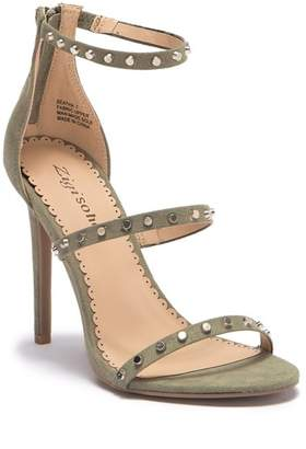 Ziginy Beatha Studded High Heel Sandal