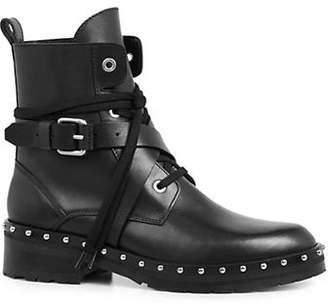 AllSaints Dakota Leather Boots