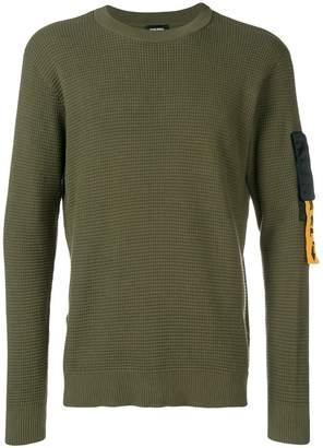 Diesel K-Waff sweatshirt