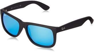Ray-Ban 0RB4165 854/7Z Rectangular Sunglasses