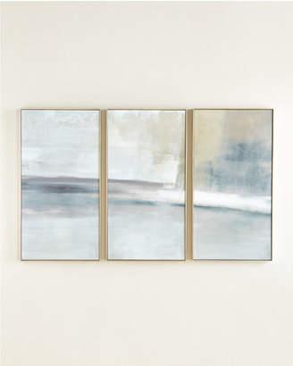 "Benson-Cobb Studios The Revine"" Triptych Giclee, Artist Signed"