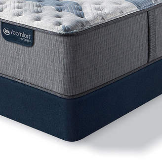 Serta ICOMFORT Icomfort Blue Fusion 500 Extra Firm Tight-Top Mattress + Box Spring