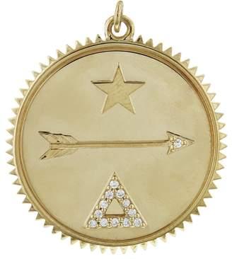 Foundrae Large Dream Medallion