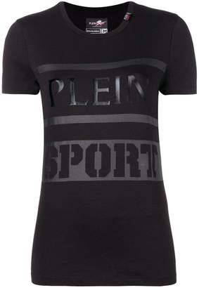 Plein Sport logo print T-shirt