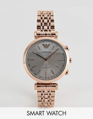Emporio Armani ART3026 Gianni Connected hybrid bracelet smart watch