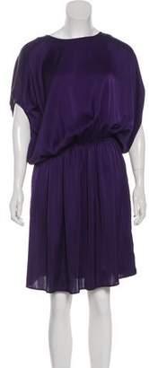 Rachel Comey Bateau Neck Midi Dress