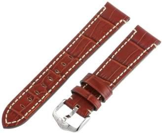 Hirsch 20mm Leather Watch Strap