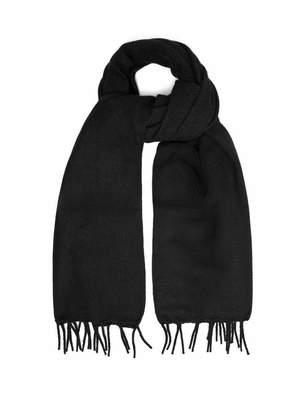 Raey Herringbone cashmere scarf