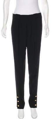 Gucci Mid-Rise Skinny Pants