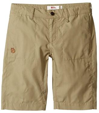 Fjallraven Kids Abisko Shade Shorts (Little Kids/Big Kids)