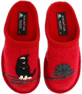 Haflinger Cat Slipper Women's Slippers
