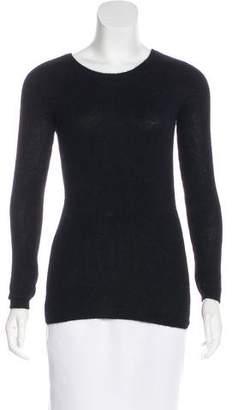 Etoile Isabel Marant Angora Crew Neck Sweater