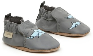Robeez Shark Tastic Crib Shoe - Kids'