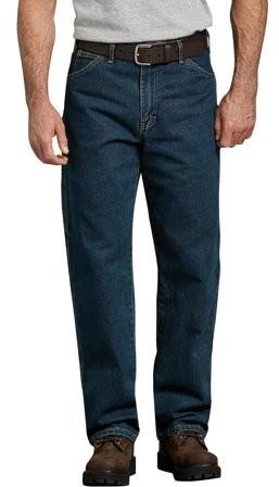 Dickies Big Men's 5-Pocket Professional Grade Utility Jean