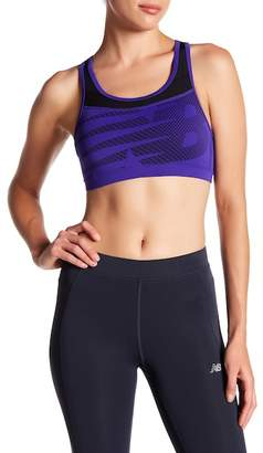 New Balance Pulse Padded Sport Bra