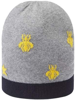 Gucci Kids Children s wool bees and stars hat f17ff45be1d