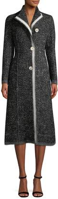 Derek Lam Women's Wool-Blend Coat