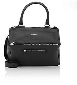 Givenchy Women's Pandora Medium Leather Messenger Bag - Black