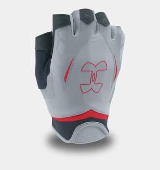 Under Armour Mens UA Flux Half-Finger Training Gloves