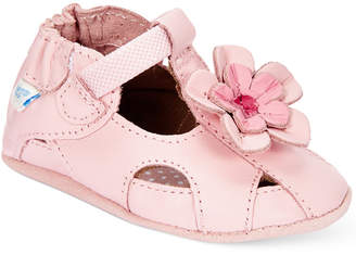 Soft Soles Baby Girls' Pretty Pansy Shoes $26 thestylecure.com