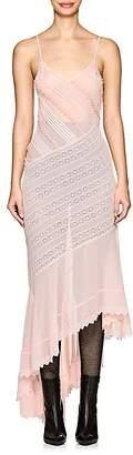 Philosophy di Lorenzo Serafini Women's Embellished Crepe Maxi Dress