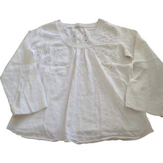 Bellerose White Cotton Top