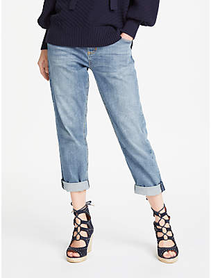 AND/OR Venice Beach Boyfriend Jeans, Blue Heaven